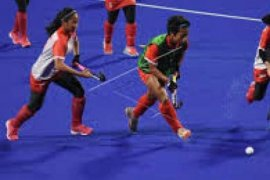 Timnas hoki indoor Indonesia dilarang tanding di SEA Games