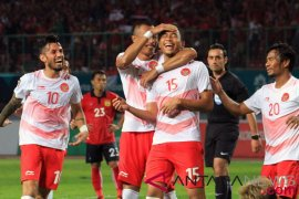 Timnas sepakbola Indonesia siap tempur lawan UEA
