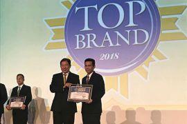 Produk kecantikan Herborist kembali raih Top Brand Award