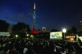 Lokasi baru hingga Godzilla Fest di Festival Film Tokyo 2018