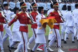 Upacara Penurunan Bendera