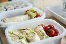 Bahaya penggunaan plastik untuk wadah makanan