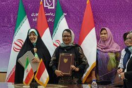 Menteri PPPA: Literasi internet perempuan Indonesia-Iran rendah
