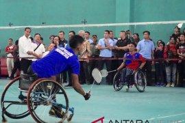 Jokowi janji atlet Para Games dapat bonus sama dengan Asian Games