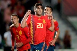 Pemain Madrid bersinar di Timnas di bawah Enrique