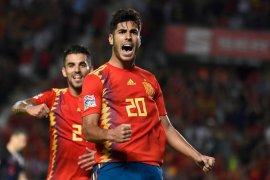Hasil lengkap UEFA Nations League, Spanyol-Belgia berjaya