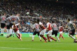Gol tendangan bebas Xhaka warnai kemenangan Arsenal atas Newcastle