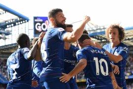 Hasil dan klasemen Liga Inggris, Chelsea gusur Liverpool dari puncak