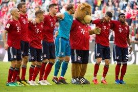 Hasil dan klasemen Liga Jerman, Muenchen masih sempurna