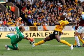 Burnley kalah lagi, takluk 0-1 di kandang Wolverhampton