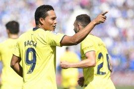 Bacca cetak gol, Villarreal rengkuh kemenangan perdana