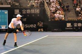 Lewati Goffin,  Murray ke perempat final Shenzhen Terbuka