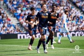 Valencia menang perdana, tundukkan Sociedad 1-0