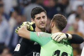 Derby Madrid berakhir imbang nirgol