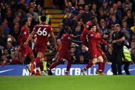 Gol Sturridge buat Liverpool imbangi Chelsea 1-1