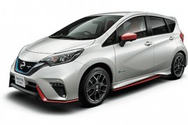 Nissan Luncurkan Note e-Power Nismo S