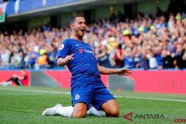 Hazard masih berharap bisa gabung Madrid