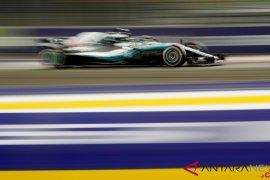 Hamilton tercepat di latihan resmi GP Jepang