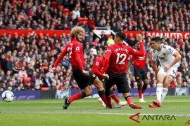 Mourinho semakin kecewa United diimbangi Wolverhampton 1-1
