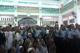Narapidana Lapas Cipinang deklarasi hapus buta huruf Al-Quran