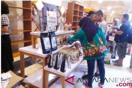 Pasar Rakyat Nusantara raup omzet Rp283,2 juta