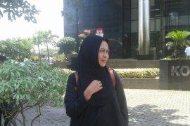 Wa Ode Nurhayati sampaikan fakta baru ke KPK terkait kasus yang pernah menjeratnya
