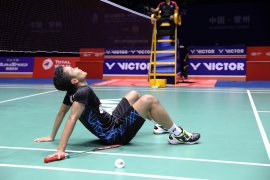 Anthony Ginting tembus final China Terbuka