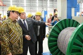 Menperin minta pabrik kabel serat optik tingkatkan TKDN