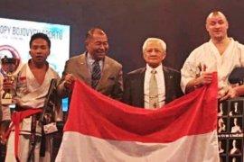 Sempat tak diapresiasi usai jadi Juara dunia karate, Fauzan Noor kini lulus seleksi Secaba unggulan
