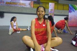 """""""Lady"""" Adelaide, andalan Indonesia di kejuaraan basket pelajar Asia"""