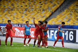 Fakhri bersyukur timnas U-16 Indonesia cetak gol cepat