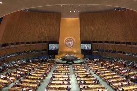 Wapres serukan masyarakat dunia tak diam untuk Palestina merdeka