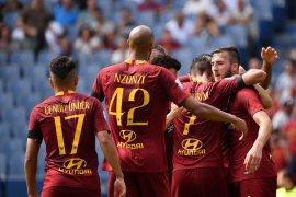 Roma ditahan imbang 2-2 oleh tamunya Chievo