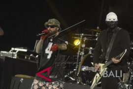 Limp Bizkit tutup pesta musik Soundrenaline 2018