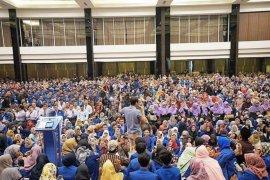 Di Universitas Muhammadiyah, Sandiaga berbagi tips jadi wirausaha sukses