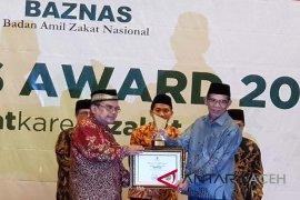 BMA terima penghargaan Baznas provinsi terbaik se-Indonesia