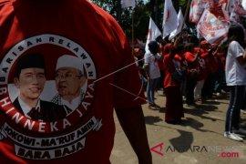 Dukungan relawan kepada capres-cawapres Jokowi-Ma'ruf bertambah