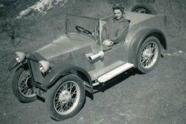 Dicari, mobil sport Lotus pertama, yang hilang 68 tahun lalu