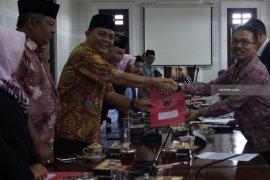 PDI-P Serahkan Berkas Pergantian Antarwaktu DPRD Malang