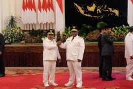 Gubernur Papua yakin seluruh Papua Dukung Jokowi