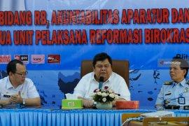 Deputi RB : Kanim Blitar Tinggal Selangkah Lagi Menuju Predikat WBK
