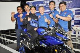 Pebalap belia Yamaha Indonesia akan dilatih Rossi di Italia