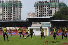 Timnas U-16 Indonesia pertajam taktik jelang lawan Vietnam