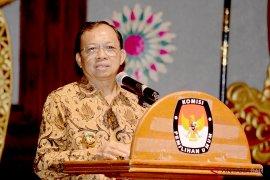 Gubernur Bali minta pengendara agar patuhi aturan ganjil genap