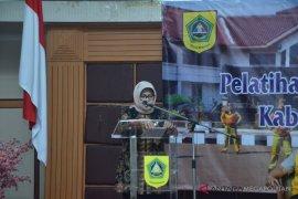 Bupati Bogor apresiasi Persani ciptakan senam baru