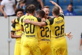 Reus jadi bintang saat Dortmund pesta gol ke gawang Nuernberg