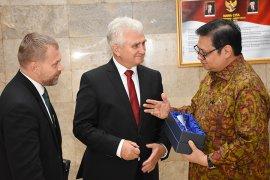 Perkuat Manufaktur, Indonesia Jajaki Kerja Sama Investasi Dengan Ceko
