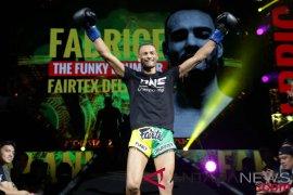 Pertarungan master muaythai warnai One Championship Jakarta