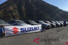Suzuki dukung kegiatan komunitas lewat Munas Ertiga dan Grand Vitara