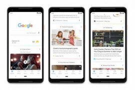 Google perbarui feed, diganti nama menjadi Discover